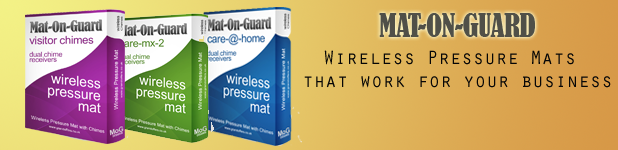 Wireless Pressure Mats